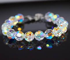 bead bracelet crystal images Canada swarovski crystal soft beaded bracelet 1509542 shop jpg