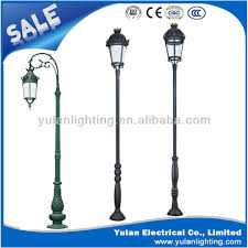 Outdoor Electric Post Lights by Garden Lamp Post Outdoor Lighting Sell Street Light Lamppost Road