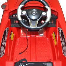cars mercedes red gym equipment kids baby ride on car mercedes benz 300sl amg rc toy