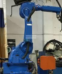 used robot hp20 motoman eurobots net