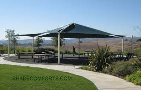Sail Cover For Patio by Patio Shade Sail And Canopy Structures Commercial California