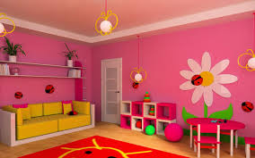 sweet home interior pink theme sweet home interior design