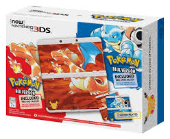 Ebay Desktop Computer Bundles by New Nintendo 3ds Pokemon 20th Anniversary Red U0026 Blue Edition