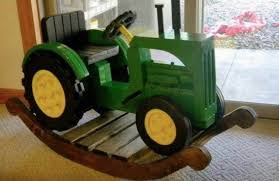 John Deere Bunk Beds Diy Tractor Plans Do It Your Self