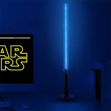 lightsaber toy light up light up your star wars themed room with these lightsaber ls