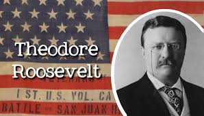 biography of theodore rooevelt for kids meet the american