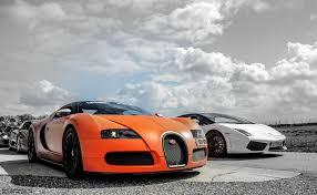 bugatti vs bugatti veyron w mansory exhaust vs lamborghini gallardo lp560 4