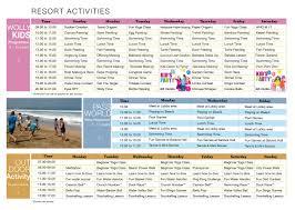padma resort legian live entertainment weekly activities program