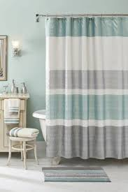 Green And Gray Shower Curtain Gray And Green Shower Curtain Living Room Bedroom Bathroom