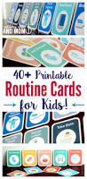 best 25 morning routine chart ideas on pinterest kids routine