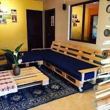 Pallet Sofa Cushions by Different Diy Wooden Pallet Sofa Bed With Cushions Pallets Designs