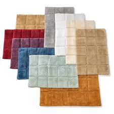 Non Skid Bath Rugs Superior Collection Luxurious Cotton Non Skid Oval Bath Rug 2