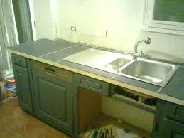 joint pour plan de travail cuisine baguette finition plan de travail cuisine cheap joint plan de