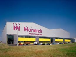 monarch ael hangar and offices d5 architects