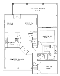 houseplans com southern main floor plan plan 8 184 1411 sqft