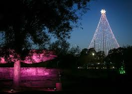Christmas Lights Texas Best Austin Christmas Lights Shows Family Holiday Events