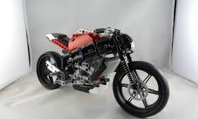 Mv Agusta Brutale 1000 Lego Technic Moc Nemooz