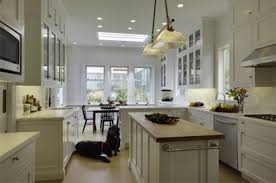 narrow kitchen with island kitchen narrow kitchen island inspirational narrow kitchen