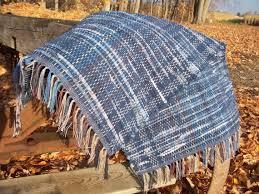 Denim Rag Rug 334 Best Rugs And Weaving Inspiration Images On Pinterest Rag