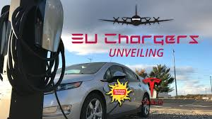 electric vehicles charging stations flight deck brewing installs ev charging stations midcoast