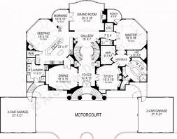 grand floor plans villa capri mansion house plans luxury house plans