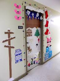 Door Decorations For Winter - winter door decorations carey crafts