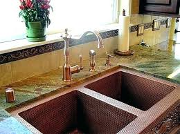 lowes kitchen sink faucet combo kitchen sink and faucet combo what faucet goes with a copper sink