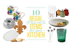 Fleur De Lis Canisters For The Kitchen by 10 Fleur De Lis Finds To Make Your Kitchen Feel More French Kitchn