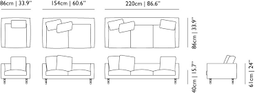 standard couch sizes standard sofa dimensions in feet functionalities net