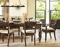 Pottery Barn Dining Room Furniture Dining Room Decor Fabric Dining Chairs Pottery Barn Calais Chair