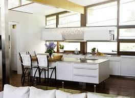 interior designs for kitchens modern minimalist kitchen interior design home design