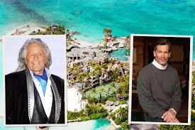 Bahamas Flag Meaning The Billionaire Battle In The Bahamas Vanity Fair