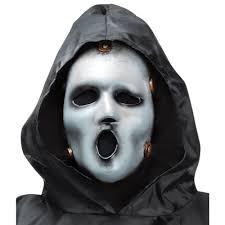 ghost face scream mask mtv u0027s scream ghostface mask caufield u0027s novelty