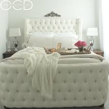 the 25 best white tufted bed ideas on pinterest tufted bed