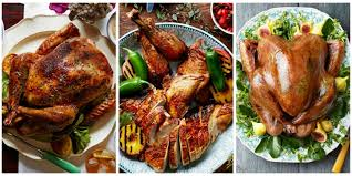 menu ideas for thanksgiving dinner 27 best thanksgiving turkey recipes how to cook turkey