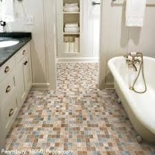 bathroom floor idea lino flooring for bathrooms studioshedsouth