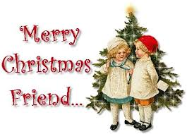 christmas cards friends