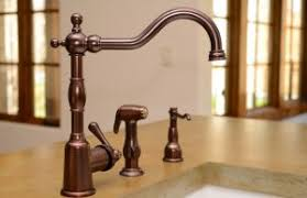 moen bronze kitchen faucet best rubbed bronze kitchen faucets