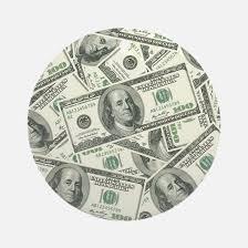 money ornament cafepress
