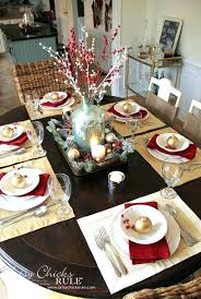 christmas dining table decorations dressing a table for christmas charming candles for tables table