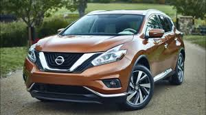nissan murano trunk space quick review why 2017 nissan murano is one of the best suv youtube