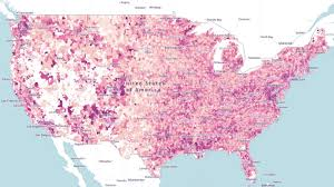 commute map compare your commute to the rest of america s with this