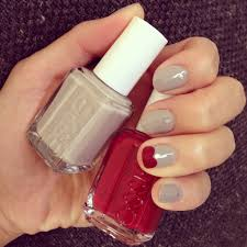 my vmas manicure with essie u0027s new fall colors ning knows best