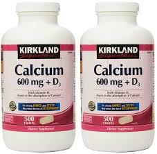 Kirkland Signature Patio Heater by Kirkland Signature Calcium Vitamin D3 500 Tablets 2 Pack