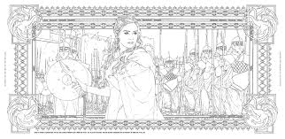 Turn Pictures Into Coloring Pages App Hbo U0027s Game Of Thrones Coloring Book Hbo 9781452154305 Amazon