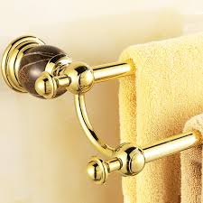 Cheap Bathroom Accessories by Online Get Cheap Bath Accessories Gold Holder Aliexpress Com