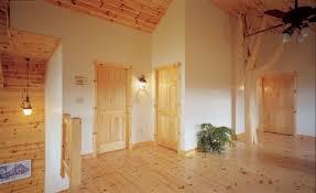 unique knotty pine hardwood floors knotty pine flooring the log
