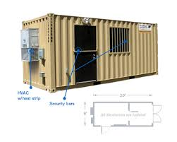 Office Storage Containers - mobile modular portable storage