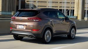 suv of hyundai 2016 hyundai tucson is the compact suv to ship the best