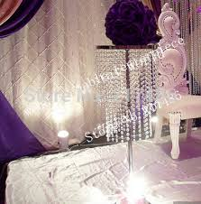 chandelier centerpieces 3 table top chandelier centerpieces for weddings